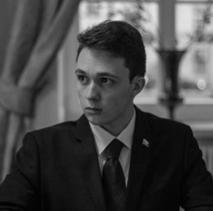 Photo portrait of MilanMUN 2020's president of GA