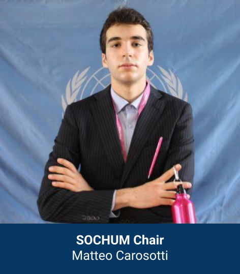 Matteo Carosotti - SOCHUM Chair