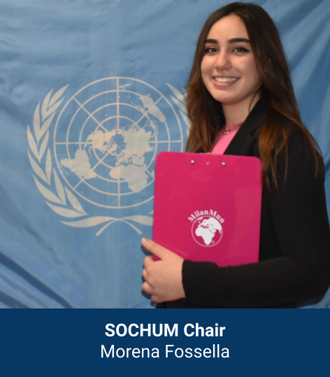 Morena Fossella - SOCHUM Chair