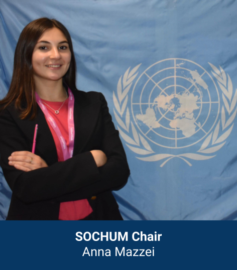 Anna Valentina Mazzei - SOCHUM Chair