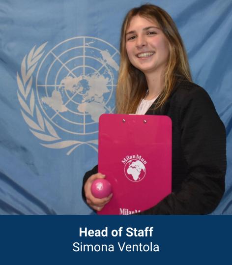 Simona Ventola - Head of Staff